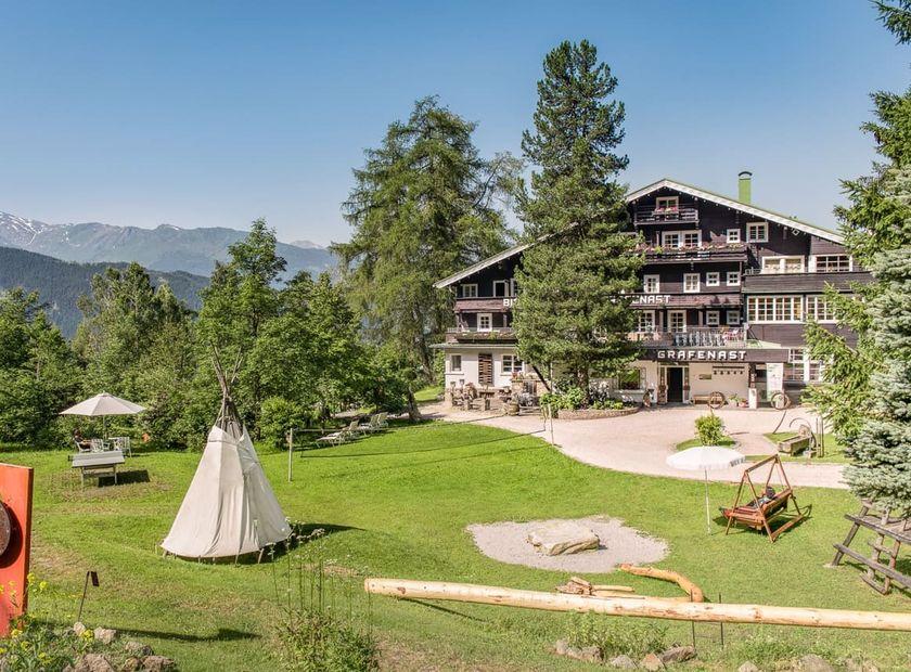 Biohotel Grafenast, Pill / Schwaz, Tyrol, Austria (1/30)