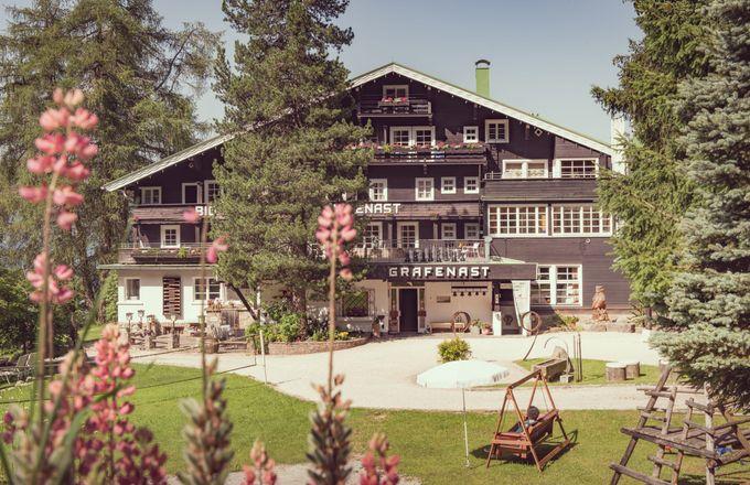 3 stars Biohotel Grafenast - Pill / Schwaz, Tyrol, Austria