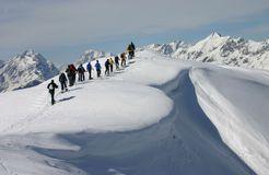 Biohotel Grafenast: Schneeschuh-Wandern im Winter - Biohotel Grafenast, Pill / Schwaz, Tirol, Österreich