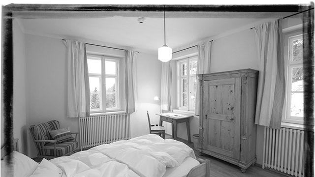 Tannerhof-Einzelzimmer