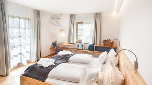 Doppelzimmer am Gralhof