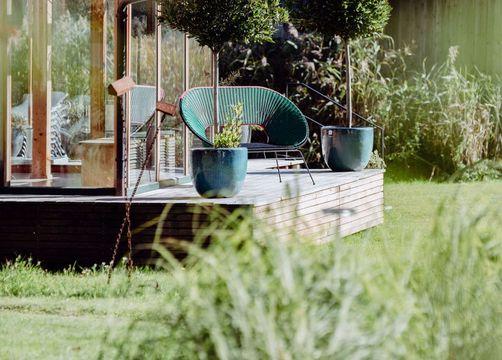 Biohotel Gralhof: Seesauna - Biohotel Gralhof, Weissensee, Kärnten, Österreich