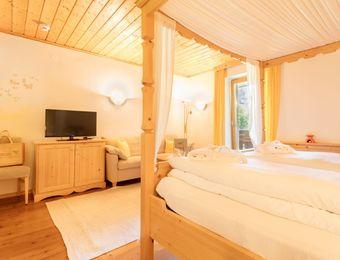 Double room organic wellbeing - BioVitalHotel Sommerau