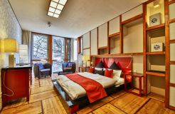 Villa Waldfrieden double room (6/7) - Bio- & Nationalpark Refugium Schmilka