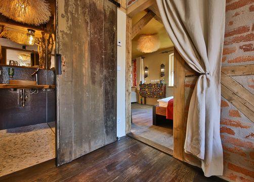 Villa Waldfrieden premium doubleroom (4/8) - Bio- & Nationalpark Refugium Schmilka