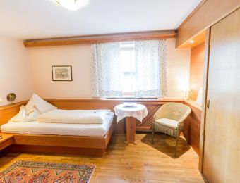 Single room - Biohotel Schweitzer