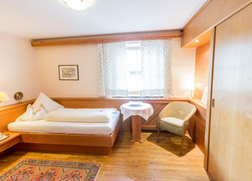 Single room (1/1) - Biohotel Schweitzer