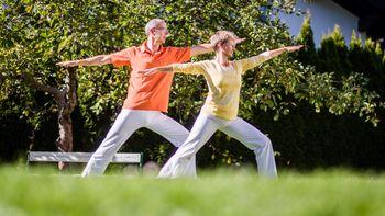 biohotel schweitzer mieming yoga