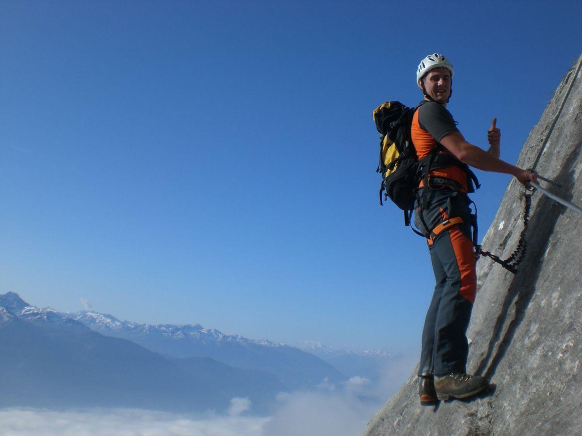 Klettersteigwoche