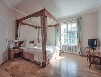Suite per matrimoni con vista lago - Schlossgut Oberambach