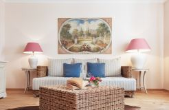 Junior suite Kleydorff con vista lago (2/3) - Schlossgut Oberambach