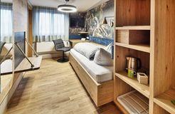 Biohotel Rose Ehestetten Zimmer Einzelzimmer (2/2) - Bio-Hotel und Restaurant Rose