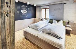 Biohotel Rose Ehestetten Zimmer Junior Suite (2/2) - Bio-Hotel und Restaurant Rose