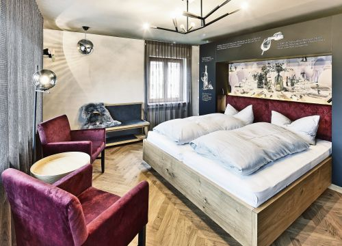 Biohotel Rose Ehestetten Zimmer Themenzimmer (1/4) - Bio-Hotel und Restaurant Rose