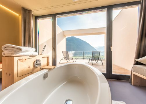 Biohotel Panorama, Mals, Trentino-Alto Adige, Italia (19/41)