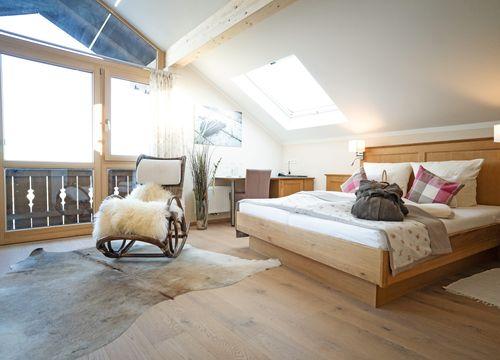 Panorama-Suite Wildrose (1/4) - moor&mehr Bio-Kurhotel