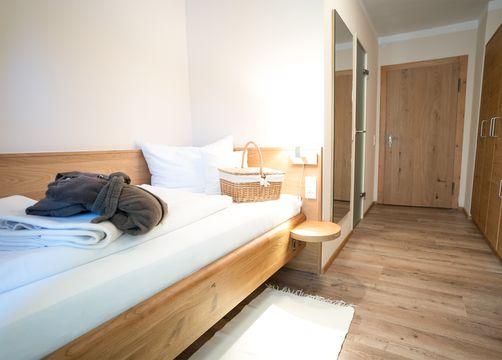 Single room mint with balcony (4/4) - moor&mehr Bio-Kurhotel