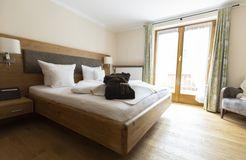 """Double room """"Minze"""" (two beds) (3/5) - moor&mehr Bio-Kurhotel"""