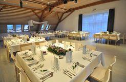 Biohotel L'Aubier Eco-Hotel: Feste feiern - L'Aubier, Eco-Hôtel, Montezillon, Neuenburg, Schweiz