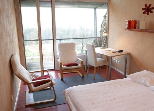 biohotels laubier eco hotel zimmer (1/1) - L'Aubier, Eco-Hôtel