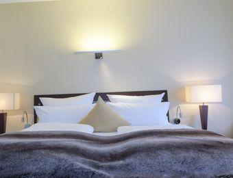 Romantico in camera doppia - Biohotel Mohren