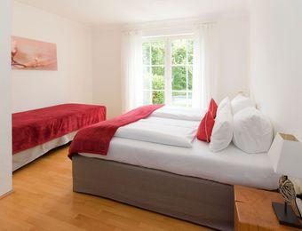 Appartamento giardino Garden - Biohotel Mohren