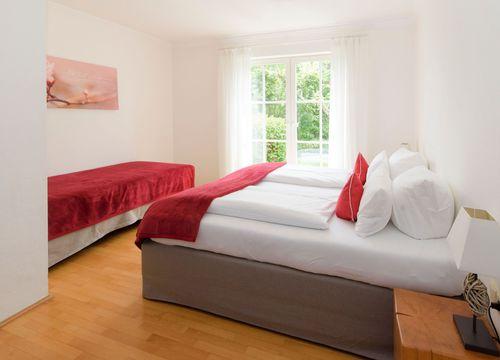 Appartamento giardino Garden (1/4) - Biohotel Mohren