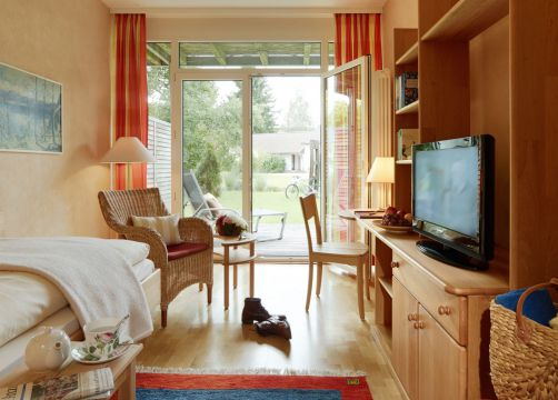 Single room category II (1/1) - Menschels Vitalresort