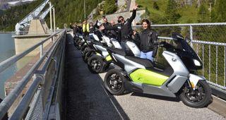 Mit dem E-Roller Südtirol erkunden!