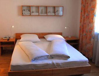 Bio-Doppelzimmer ohne Balkon - Landhotel Anna & Reiterhof Vill