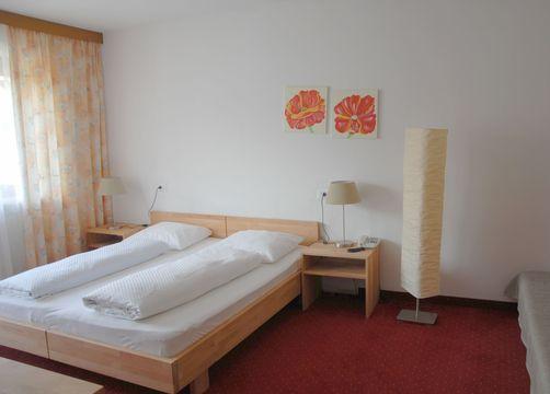 biohotels anna mehrbettzimmer mit balkon (1/1) - Landhotel Anna & Reiterhof Vill