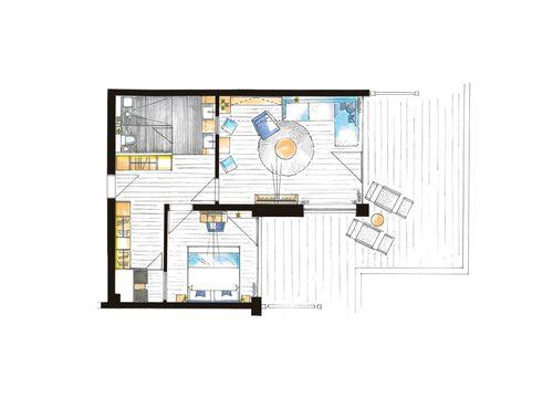 """Comfort Suite """"Hochgrat"""" Premium 5/5"""