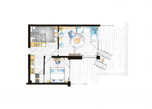 Comfort Suite Hochgrat Premium 5/5