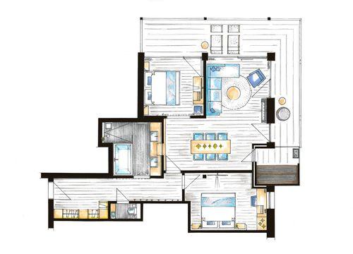 SPA Suite De Luxe Nagelfluh 7/7