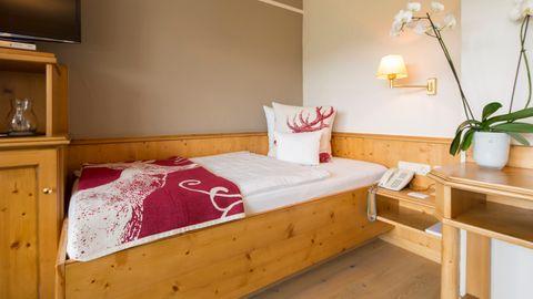 """Comfort single room """"Säntis"""""""