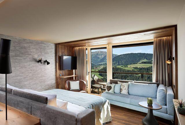 Bergkristall - Mein Resort im Allgäu in Oberstaufen-Willis: Penthouse studio Hochgrat (Last Minute)