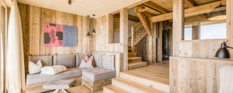 """Suite in der """"Panorama Lodge"""""""
