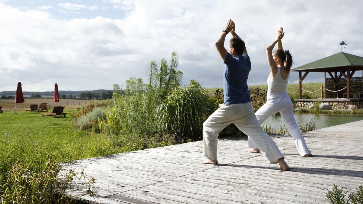 Vitalität & Wohlbefinden: Qigong, Massage ..