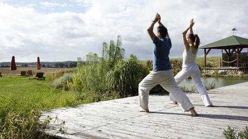 Biohotel Parin Yoga Auszeit Urlaub