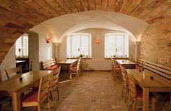 Biohotel Gutshaus Parin: Restaurant - Hotel Gutshaus Parin, Parin, Mecklenburg-Vorpommern, Deutschland