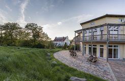 Biohotel Gutshaus Parin: an der Ostseeküste - Hotel Gutshaus Parin, Parin, Mecklenburg-Vorpommern, Deutschland