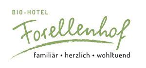 Forellenhof, Das Bio-Landhaus - Logo