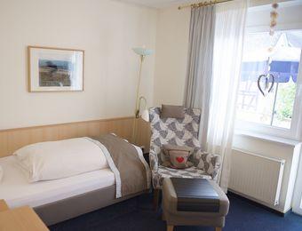 Einzelzimmer - Bio-Hotel Forellenhof