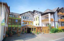 Biohotel Forellenhof: Hotelansicht - Bio-Hotel Forellenhof, Bad Endbach, Hessen, Deutschland