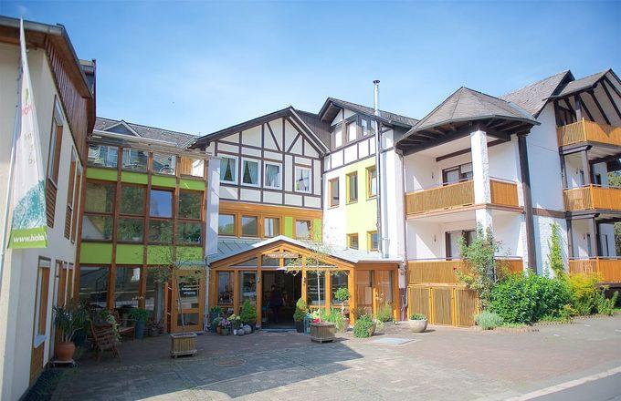 3 Sterne Bio-Hotel Forellenhof - Bad Endbach, Hessen, Deutschland