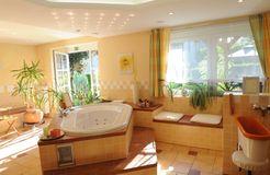 Biohotel Forellenhof: Spa- & Wellness-Bereich - Bio-Hotel Forellenhof, Bad Endbach, Hessen, Deutschland