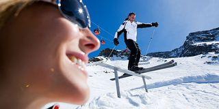 Complimentary ski pass weeks