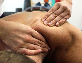 Biohotel Ginkgo Mare Massage Rücken