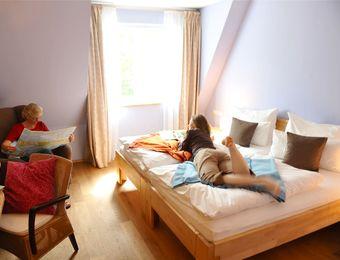 Camera doppia con letto matrimoniale - Ginkgo Mare