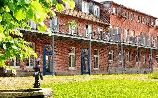 Biohotel Stiftsgut Wilhelmsglücksbrunn: Ruhe auf dem Bioland-Gut